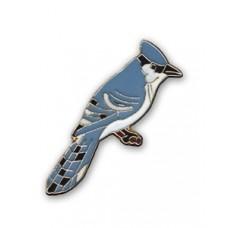 Jay, Blue pin