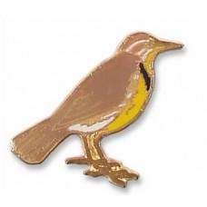 Meadowlark, Western pin