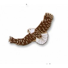 Eagle, Bald (flying) pin