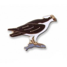 Osprey (with a fish) pin