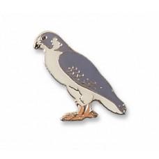 Falcon, Peregrine pin
