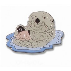 Otter, Sea pin