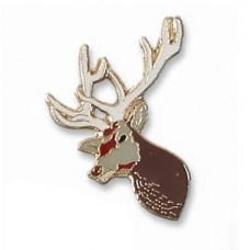 Elk, Roosevelt pin