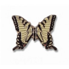 Butterfly, Western Tiger Swallowtail pin